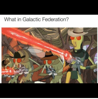 What in Galactic Federation?