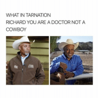 Lololoololo greysanatomy: WHAT IN TARNATION  RICHARD YOU ARE A DOCTOR NOT A  COWBOY  A  OR NOT A Lololoololo greysanatomy