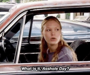 What Is, Asshole, and Day: What is it, Asshole Day?