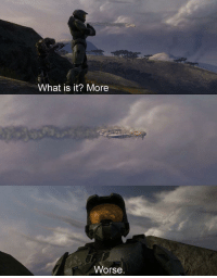 Halo: What is it? More  Worse