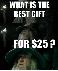 Need advice: WHAT IS THE  BEST GIFT  FOR $25P  made on imgur Need advice