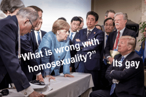 """What Is, Homosexuality, and Gay: What is wrong with  homosexuality?"""" Being gay is gay and thats gay"""