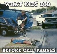 Didoe: WHAT KIDS DIDO  BEFORE CELL PHONES