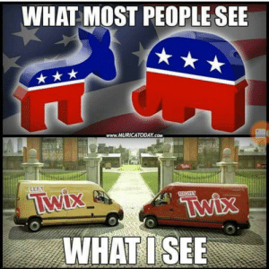 Left Twix Right Twix by yomamascub FOLLOW 4 MORE MEMES.: WHAT MOST PEOPLE SEE  www.MURICATODAY.COM  LEFT  Twix  RIGHT  TWix  WHAT ISEE Left Twix Right Twix by yomamascub FOLLOW 4 MORE MEMES.