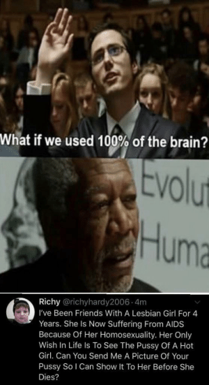 What of we used 100% of the brain? by the_MightySpoon MORE MEMES: What of we used 100% of the brain? by the_MightySpoon MORE MEMES