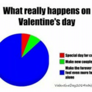 Anti valentines day Memes: What really happens on  Valentine's day  Special day tor co  Make new couple  Make the forever  teel even more to  aloee  ValentineDy2024whi Anti valentines day Memes