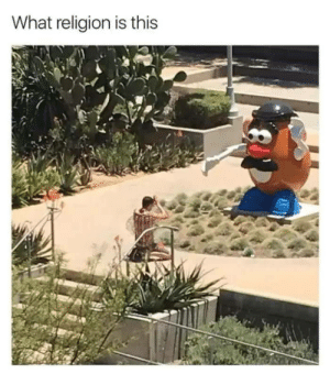 Memes, Religion, and Via: What religion is this Are you interested? via /r/memes https://ift.tt/2OOthvc