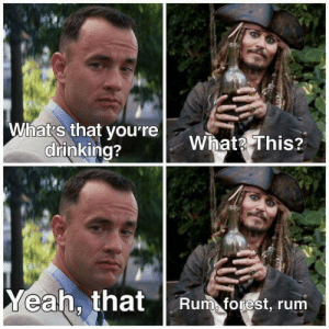 Forest Rum