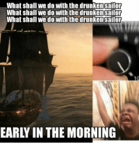 "Tumblr, Best, and Black: What shall we do with the drunken sailor  What shall we do with the drunkensailor  What shall we dowith thedrunken sailor  EARLY IN THE MORNING <p><a href=""http://awesomacious.tumblr.com/post/170989100357/black-flag-best-game-ever"" class=""tumblr_blog"">awesomacious</a>:</p>  <blockquote><p>Black flag. Best Game Ever</p></blockquote>"