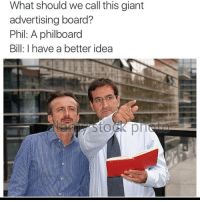What should we call this giant  advertising board?  Phil: A philboard  Bill: I have a better idea Everyone follow @whythefuckyoulying @whythefuckyoulying @whythefuckyoulying @whythefuckyoulying @whythefuckyoulying @whythefuckyoulying @whythefuckyoulying @whythefuckyoulying @whythefuckyoulying @whythefuckyoulying
