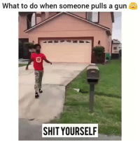 Friends, Memes, and Shit: What to do when someone pulls a gur  SHIT YOURSELF Which would you do😂? →DM - TAG to 15 friends for a shoutout 😂👇