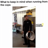 Memes, Mind, and Running: What to keep in mind when running from  the cops  IG@TURF  COMEDI 😂👏👏