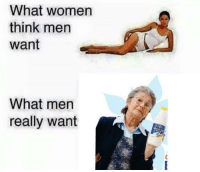 memes that taste like real milk  credit: Stef Correa: What women  think men  Want  What men  really want memes that taste like real milk  credit: Stef Correa