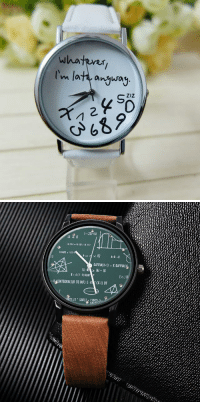 saltycaffeine:  Cool Back To School Watches!  Whatever I'm Late Anyway Watch  Mathematical Watch : whatever  rvm lata anyway  ZIZ  0,689   1-231#141  GAMMA(X+1)-X GAMMA  IA  Rd(INTEGRAL) (O TO INF) E-N (X-1) DT  A8292 saltycaffeine:  Cool Back To School Watches!  Whatever I'm Late Anyway Watch  Mathematical Watch