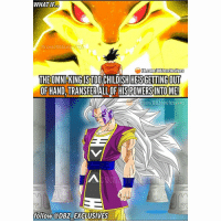 A HUGE WHAT IF! What if Goku is backed into a corner and needs a massive power up to save the universe?! {Creds @dbz_exclusives }: WHATIFO  FB Com/DBZexclusives  FB.com/DBZexclusives  THE OMNl KING ST00  DISH HES GETTING OUT  OF HAND, TRANSFER  ALLOF HISPOWERSINTOME!  ERCOm/DB exclusives  follow @DBZ EXCLUSIVES A HUGE WHAT IF! What if Goku is backed into a corner and needs a massive power up to save the universe?! {Creds @dbz_exclusives }