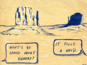 Whats, Whats A, and  Scenery: WHAT'S  A VonD  SCENERY?