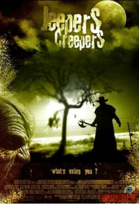 Memes, 🤖, and Jeepers Creepers: What's eating you? Jeepers Creepers 3. Coming This Year.