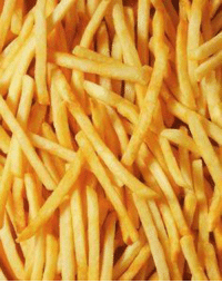 What's for dinner ?  and who is a fry lover ? TU: What's for dinner ?  and who is a fry lover ? TU