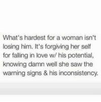 😔🙍 When a woman experiences this she goes to a metamorphosis stage called Savagery...In this form she will thoroughly break down all F**kboys in efforts to weed out the ones who only seek to F**k or waste her time 💁....(No she isn't bitter, she just refuses to be made a fool of anymore🗣🗣🗣)...Please approach w-caution & come correct 💁💁| Visit 👉 theguiltysecret.com Link in Bio👈 | 👿 Shop & Save 30% off w-code: send30nudes 👿: What's hardest for a woman isn't  losing him. It's forgiving her self  for falling in love w/ his potential,  knowing damn well she saw the  warning signs & his inconsistency 😔🙍 When a woman experiences this she goes to a metamorphosis stage called Savagery...In this form she will thoroughly break down all F**kboys in efforts to weed out the ones who only seek to F**k or waste her time 💁....(No she isn't bitter, she just refuses to be made a fool of anymore🗣🗣🗣)...Please approach w-caution & come correct 💁💁| Visit 👉 theguiltysecret.com Link in Bio👈 | 👿 Shop & Save 30% off w-code: send30nudes 👿