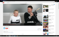 me_irl: What's inside My Son? X  C  YouTube  Search  2:06 6:46  What's inside My Son?  What's inside? M  IN  Subscribe  Share More  Published on Apr 11, 2017  We SAW my kid in Half!?! You asked for it, we deliver!!  What's inside a Grenade? https://youtu.be/tBscQZkozdo  SHOW MORE  3,766,480 views  Autoplay VO  Up next  What's inside a Mannequin?  4,960,994 views  Mix- What's inside My Son?  50+  YouTube  When Google Gets It Wrong  Cow belly TV  Recommended for you NEW  SHE GOT MAD AT ME! CS GO  Competitive  Recommended for you NEW  10008  What's inside a Kookaburra  Cricket B  What's Inside?  702,912 views NEW  Top 10 Riskiest CS: GO  RISKIEST TRADE UPS  Trad  Valve Guides  Boy Returns from the Beach  with a Snail INSIDE HIS KNEE  6,001,299 views  What's inside a Rattlesnake  What's Inside?  69,673,617 views  Dank Memes Vine Compilation  A YLYL #12  Recommended for you NEW  4/11/20 me_irl