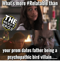 Comment below your craziest Relatable quotes 😂😂😂😂 __________________________________ thenerdybros Trendy Robin wonderwoman flash cyborg superman JusticeLeague Batman thedarkknight nightwing like4like instagood DC marvel comics superhero Fandom marvel detectivecomics warnerbros superheroes amazing hero comics avengers starwars justiceleague harrypotter starwars follow4follow __________________________________: What's more #Relatable than  your prom dates father being a  psychopathic bird villain.... Comment below your craziest Relatable quotes 😂😂😂😂 __________________________________ thenerdybros Trendy Robin wonderwoman flash cyborg superman JusticeLeague Batman thedarkknight nightwing like4like instagood DC marvel comics superhero Fandom marvel detectivecomics warnerbros superheroes amazing hero comics avengers starwars justiceleague harrypotter starwars follow4follow __________________________________