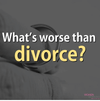 Marriage, Memes, and Divorce: What's worse than  divorce?  WOMEN  WORKING <3 Ending a marriage...  Womenworking.com
