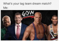 Books, Memes, and Wrestling: What's your tag team dream match?  Me: This tag match needs to happen. Book it Teddy (Teddy long) prowrestling professionalwrestling wwe wweraw wwenews wwememes wweuniverse wweuniversalchampionship wwesuperstars wwefunny wwebattleground wrestlingmemes wrestling wrestlers wrestler wrestle kurtangle romanreigns braunstrowman brocklesnar ajstyles Samoajoe