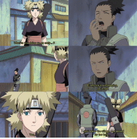 """Memes, 🤖, and Nara: Whatte  Evervone s stillisleepin  antlea  the  ng """"It's stupid to talk about things you're not. Be yourself and you'll be fine."""" -Nara Shikamaru"""