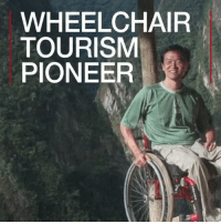 22 FEB: Meet the Brazilian man forging a path for disabled people to the world's tourism hotspots and hidden gems. Ricardo Shimosakai has been a wheelchair user since 2001, when he was shot after an attempted kidnapping. He is now a tourist agent who specialises in finding holiday packages for people with mobility issues, but finds his biggest challenge lies in his home country. Find out more: bbc.in-wheelchair Disability Wheelchair Tourism Travel Brazil Brasil BBCShorts BBCNews @BBCNews: WHEELCHAIR  TOURISM  PIONEER 22 FEB: Meet the Brazilian man forging a path for disabled people to the world's tourism hotspots and hidden gems. Ricardo Shimosakai has been a wheelchair user since 2001, when he was shot after an attempted kidnapping. He is now a tourist agent who specialises in finding holiday packages for people with mobility issues, but finds his biggest challenge lies in his home country. Find out more: bbc.in-wheelchair Disability Wheelchair Tourism Travel Brazil Brasil BBCShorts BBCNews @BBCNews
