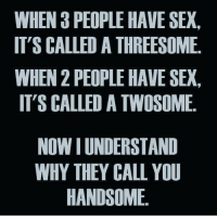 Threesome comments hump day