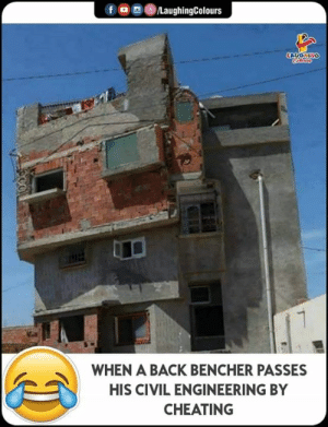 Cheating, Engineering, and Indianpeoplefacebook: WHEN A BACK BENCHER PASSES  HIS CIVIL ENGINEERING BY  CHEATING