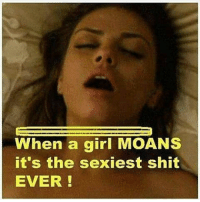 Girl moaning sex sound bite