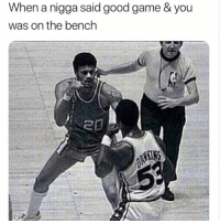 "There's a borderline between savagery and disrespect. Dunking on a nigga with ur sack on his nose like a set of glasses is savagery. Telling ya momma suck my dick is disrespectful, but this right here, chief said ain't it. This will get your ticket punch and teeth knocked straight out. It's my junior high school basketball team. We nothing but a bunch of brown shirts from 2k. The tallest kid was 5'7 and our Coach, Mr.Andre breath smelled like booty residue. Nigga be yelling out plays and my nose takes a time out. During practice we ain't do nothing but layup lines and watch him miss shots he said we should make. Lead by example my nigga. We on our way for the first game of the season. The bus ride coach giving us a prep talk but nobody listening. One kid even yelled out"" didn't your wife leave you?"". Like this dude was a joke! We get to the gym and it's like we in the wrong ball division. They tallest player could slap box God on his knees. These was not no ""8th graders"". One of them had a son. I look across the court and the coach does a full blown 360 Vince carter dunk with a Backwood behind his ear. I swore I seen one of them pull up with his son. My ass ain't leave that bench once. Coach was so disrespectful. Half time came and when we headed to the locker room he told me it was best I stayed where I was. Our squad ended up getting smacked 90 to 23. These boys done ran up the score for no reason. One nigga went got his dick suck and came back for buckets. End of game we dapping everyone up. Thier coach came up to our coach like good game. Coach Dre got so heated and tried to throw a hit. Outta no where they 5ft pg with hoop mixtape bunnies hop on our coach back and it was the end for him. Coach Dre got stomped out in the gym. Refs was watching ain't even passing out techs. We not invited to IS 38 no mo.They had the nerve to say ""Good game"". Ain't shit good about this game. I was more mad about not playing then the L. Coach Andre got stomped out in they home gym. It was quiet bus ride back to school. Coach Andre resigned after we went 0-10.: When a nigga said good game & you  was on the bench There's a borderline between savagery and disrespect. Dunking on a nigga with ur sack on his nose like a set of glasses is savagery. Telling ya momma suck my dick is disrespectful, but this right here, chief said ain't it. This will get your ticket punch and teeth knocked straight out. It's my junior high school basketball team. We nothing but a bunch of brown shirts from 2k. The tallest kid was 5'7 and our Coach, Mr.Andre breath smelled like booty residue. Nigga be yelling out plays and my nose takes a time out. During practice we ain't do nothing but layup lines and watch him miss shots he said we should make. Lead by example my nigga. We on our way for the first game of the season. The bus ride coach giving us a prep talk but nobody listening. One kid even yelled out"" didn't your wife leave you?"". Like this dude was a joke! We get to the gym and it's like we in the wrong ball division. They tallest player could slap box God on his knees. These was not no ""8th graders"". One of them had a son. I look across the court and the coach does a full blown 360 Vince carter dunk with a Backwood behind his ear. I swore I seen one of them pull up with his son. My ass ain't leave that bench once. Coach was so disrespectful. Half time came and when we headed to the locker room he told me it was best I stayed where I was. Our squad ended up getting smacked 90 to 23. These boys done ran up the score for no reason. One nigga went got his dick suck and came back for buckets. End of game we dapping everyone up. Thier coach came up to our coach like good game. Coach Dre got so heated and tried to throw a hit. Outta no where they 5ft pg with hoop mixtape bunnies hop on our coach back and it was the end for him. Coach Dre got stomped out in the gym. Refs was watching ain't even passing out techs. We not invited to IS 38 no mo.They had the nerve to say ""Good game"". Ain't shit good about this game. I was more mad about not playing then the L. Coach Andre got stomped out in they home gym. It was quiet bus ride back to school. Coach Andre resigned after we went 0-10."