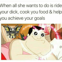 Blunts, Fall, and Food: When all she wants to do is ride  your dick, cook you food & help  you achieve your goals  BANTER And roll your blunts 😏 🌱🔥💨 that's how you fall in love 💜❤ ooowweee you better let-er 😎😏 Thank me later 😅✌ AllSheWannaDo LetHer SheJustWannaSeeYouWin Love Sex Magic Relationships ThatHealthyShit ItFloats ThereCanBeOnlyOne FeedYou FuckYou HelpYou Motivation ARabbs RogerThat ARabbit