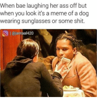 This has become ig all of a sudden like wtf blud? Fur all over my phone and it ain't even funny, I need a new platform‼️ - - 🚨FOLLOW: @whypree_tho_vip & @whypree_tv ⚠️ for more 🆘🔥‼️: When bae laughing her ass off but  when you look it's a meme of a dog  wearing sunglasses or some shit.  O l ajamaal420 This has become ig all of a sudden like wtf blud? Fur all over my phone and it ain't even funny, I need a new platform‼️ - - 🚨FOLLOW: @whypree_tho_vip & @whypree_tv ⚠️ for more 🆘🔥‼️