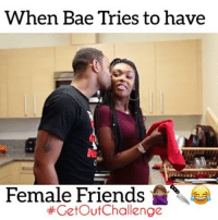 Bae, Facts, and Friends: When Bae Tries to have  Female Friends  Lol FACTS .. love will make you do crazyyy things 😲 😂😂💀💀 ➖➖➖➖➖➖➖➖➖➖➖➖ By: @courtneyrmitchell and @natalie.odell With: @_careyboy 🎥: @all_hail_lloyd ➖➖➖➖➖➖➖➖➖➖➖➖ . Damndaniel DeadAss ThatShitHurted B Facts hellnawtothenawnawnaw ohdontdoit OhMyGod WTF ohshit WHODIDTHIS imdone REALLYBITCH NIGGASAINTSHIT NewYorkersBelike nochill NIGGASBELIKE BITCHESBELIKE blackpeoplebelike whitepeoplebelike BiggasBestBuys