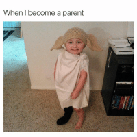 Dobby child (@_kevinboner): When become a parent Dobby child (@_kevinboner)