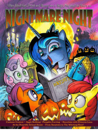 Apple, Memes, and School: When Black ats Prowl and Ghosts are in Mav suck be Soups  on  Costume Contest. Apple Bobbing. Pumpkin Carving Storytime with Princess Luna  At the Ponyville School House From Sundown to The Witching Hour! https://derpibooru.org/650910?scope=scpeb94e84b6033bb4c03f8e2c01962fb52652f9f273