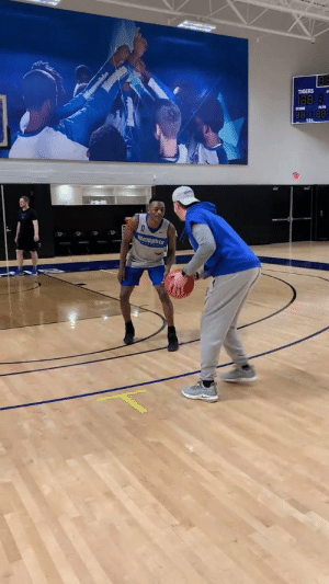 When college kids think they're ready for the league...  40 y/o Mike Miller will give you buckets https://t.co/GBJXrogUIg: When college kids think they're ready for the league...  40 y/o Mike Miller will give you buckets https://t.co/GBJXrogUIg