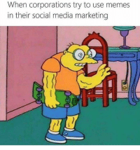 """<p>Do fellow kids meme&rsquo;s still have potential in today&rsquo;s market? via /r/MemeEconomy <a href=""""http://ift.tt/2ngaIXr"""">http://ift.tt/2ngaIXr</a></p>: When corporations try to use memes  in their social media marketing <p>Do fellow kids meme&rsquo;s still have potential in today&rsquo;s market? via /r/MemeEconomy <a href=""""http://ift.tt/2ngaIXr"""">http://ift.tt/2ngaIXr</a></p>"""