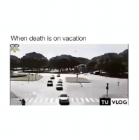 Holy sheit: When death is on vacation  TU  VLOG Holy sheit