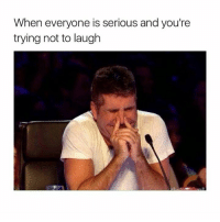 Dank, 🤖, and Trying Not to Laugh: When everyone is serious and you're  trying not to laugh