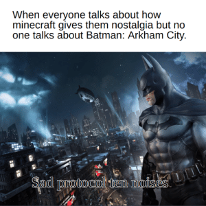 An T HID IT VALENTINE BATTY ABO You IN USA | Arkham Meme on
