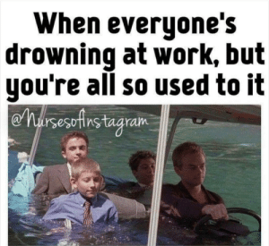 Reader's Digest Vol. 2: When everyone's  drowning at work, but  you're all so used to it  eharsesefirstagram Reader's Digest Vol. 2