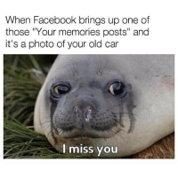 """Facebook, Memes, and Boost: When Facebook brings up one of  those """"Your memories posts"""" and  those Your memories posts"""" and  it's a photo of your old car  I miss vou Right in the feels 😫 . . carthrottle carmemes jdm turbo boost tuner carsofinstagram carswithoutlimits instacars supercar carspotting supercarspotting"""
