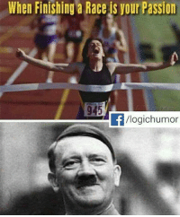 Hail hitler hail hydra 😂😂  Credit: Vivek Dhyani: When Finishing a Race is your Passion  945  /logichumor Hail hitler hail hydra 😂😂  Credit: Vivek Dhyani