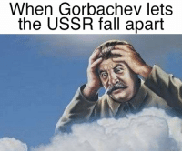 Glasnost and Perestroika https://t.co/EBxSB2g0IK: When Gorbachev lets  the USSR fall apart Glasnost and Perestroika https://t.co/EBxSB2g0IK