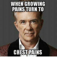 This is foul 😂😂😂: WHEN GROWING  PAINS TURN TO  CHEST PAINS This is foul 😂😂😂