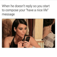 """😒 Get following @scouse_ma_official @scouse_ma_official @scouse_ma_official @scouse_ma_official: When he doesn't reply so you start  to compose your """"have a nice life""""  message 😒 Get following @scouse_ma_official @scouse_ma_official @scouse_ma_official @scouse_ma_official"""