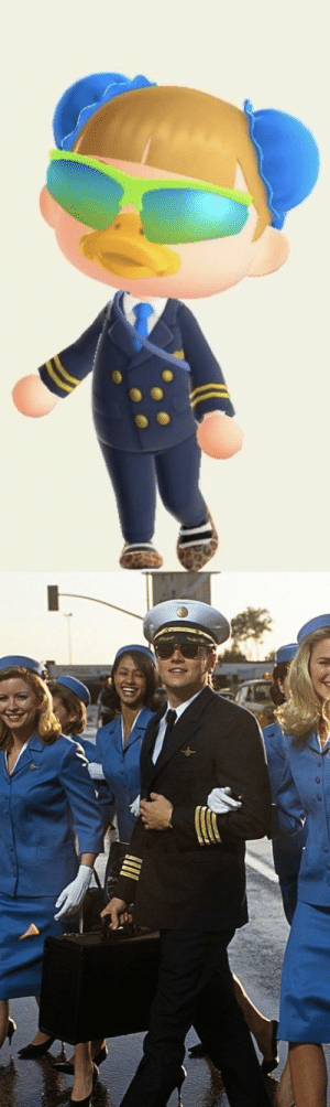 When he put this outfit on, for some reason it looked to me like leonardo dicaprio's character in the movie catch me if you can. wtf why is it so similar.: When he put this outfit on, for some reason it looked to me like leonardo dicaprio's character in the movie catch me if you can. wtf why is it so similar.